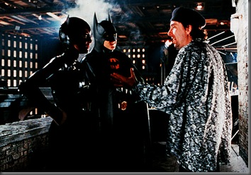 Batman Returns #Michael Keaton #Michelle Pfeiffer