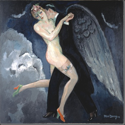 Kees van Dongen - Tango of the Archangel, 1922