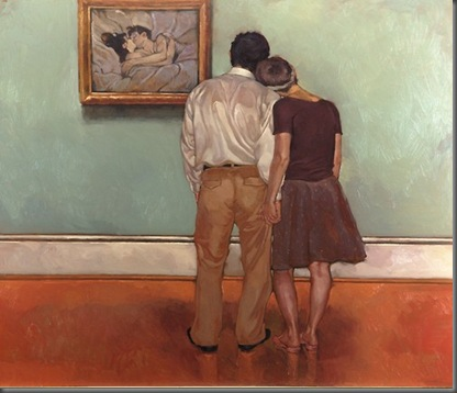 Lovers & Lautrec by Joseph Lorusso