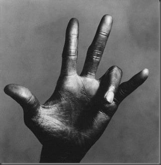 Miles Davis hand penn