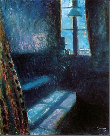 Natt, Edvard Munch