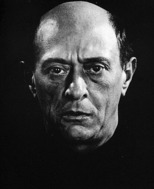 Arnold Schönberg | Based on truth (and lies). Labyrinth 1986