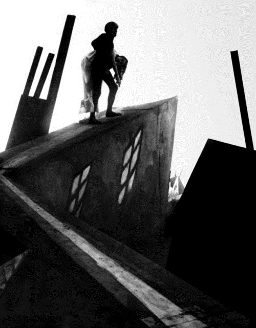 conrad veidt lil dagover in the cabinet of dr caligari 1920 dir robert wiene here