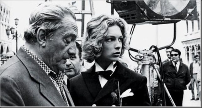 #death in venice #Luchino Visconti