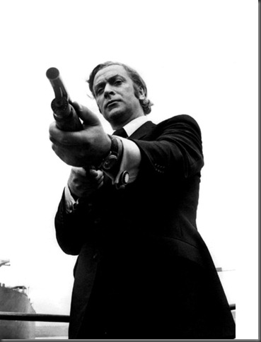 TITLE: GET CARTER (1971) ¥ PERS: CAINE, MICHAEL ¥ YEAR: 1971 ¥ DIR: HODGES, MIKE ¥ REF: GET001CD ¥ CREDIT: [ THE KOBAL COLLECTION / MGM ]