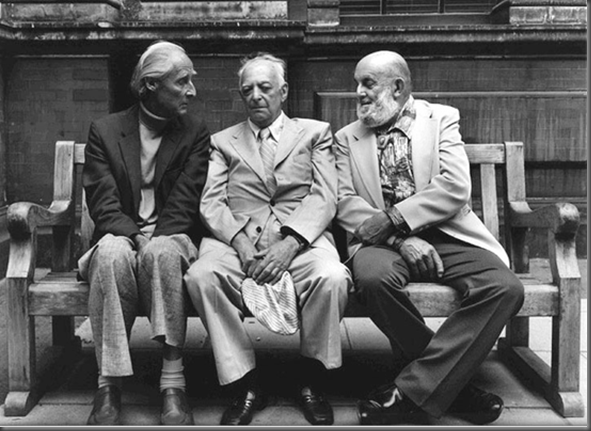 Bill Brandt, Brassaï and Ansel Adams