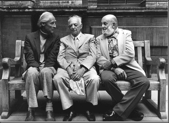 Bill Brandt, Brassaï and Ansel Adams