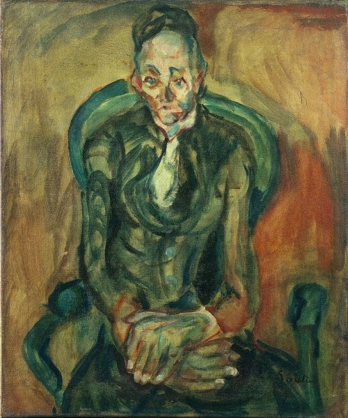 Chaim Soutine Based On Truth And Lies