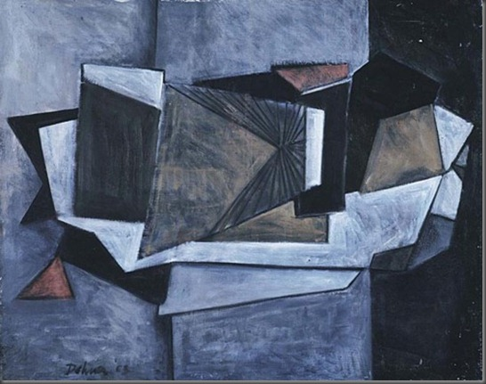 Dorothy Dehner, Dark Passage