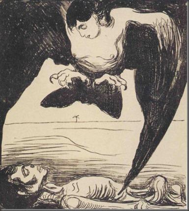 Edvard Munch, Harpy