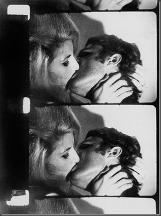 Andy Warhol - Kiss