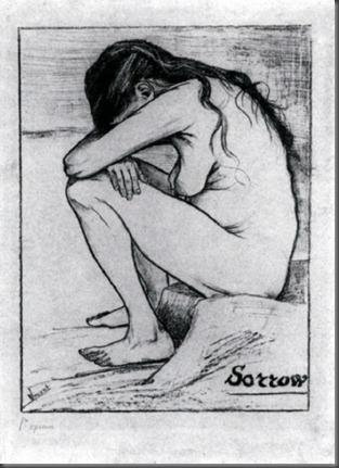 Vincent van Gogh, Sorrow