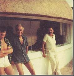 Andrei Tarkovsky, Michelangelo Antonioni, and Tonino Guerra.