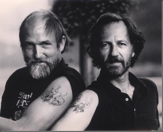 Les Blank & Werner Herzog