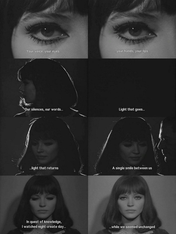 Alphaville Directed By Jean Luc Godard Based On Truth And Lies