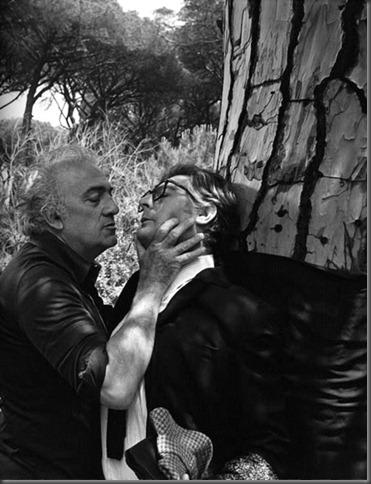 Fellini Mastroianni