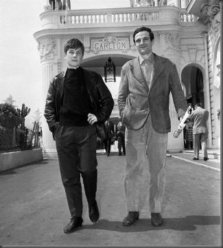 Leaud Truffaut