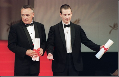 Dennis Hopper and Lars von Trier