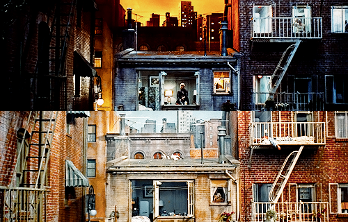 rear window based on truth and lies