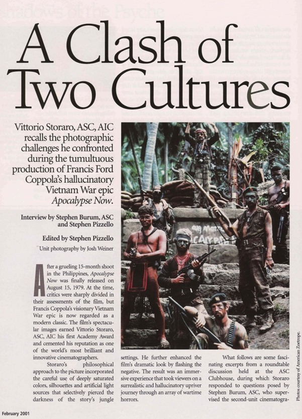 an epic evaluation of apocalypse now Apocalypse now 1979 - restricted - 2 h 27 min - action/adventure this classic and compelling vietnam war epic stars martin sheen as army captain willard.